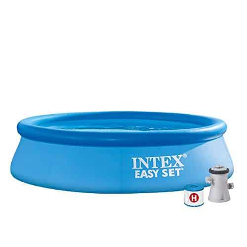 Piscina redonda Intex 28122 Easy Set, 305 x 76 cm, con bomba de filtrado