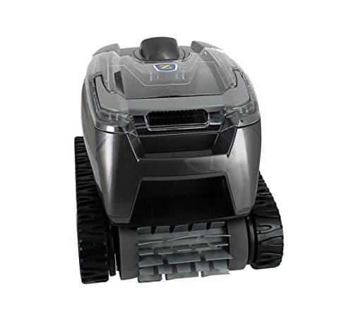 Robot de piscina automático Zodiac TornaX OT 3200 Azulejos, Fondo y paredes, Cepillo especial para azulejos, Gris, WR000126
