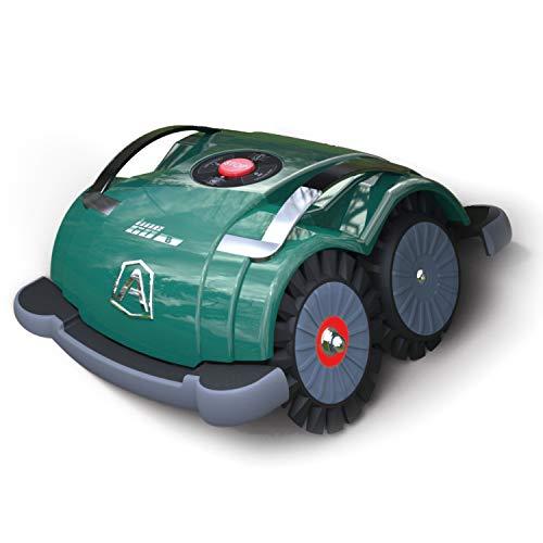 Ambrogio Robot AM060B0K7Z Cortacésped sin instalación, Verde, 41 x 24 x 20 cm