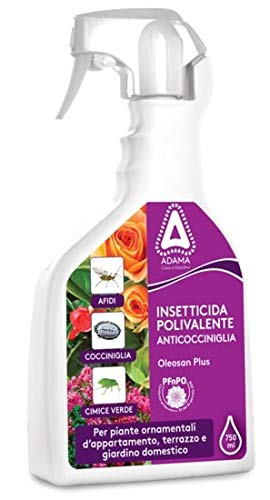 Oleosan Plus insecticida polivalente anti pulgones cochinillas chinches 750 ml