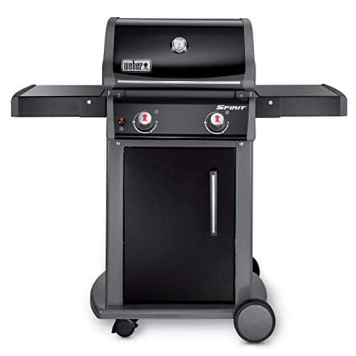 Carro Barbacoa Weber Spirit Original E-210 Gas 7750W Negro