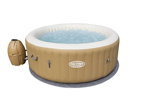 Bestway Lay-Z-Spa Palm Spring, beige, 1,96x1,96x71 cm