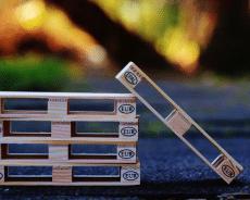 Cómo Construir una Jardinera Vertical con Palets