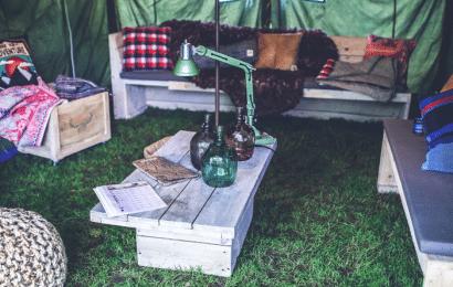 Cómo Organizar un Camping en el Jardín