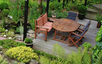 Cómo Proteger los Muebles de Jardín