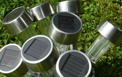 Lámparas Solares para Jardín: Cómo Funcionan y Cómo Instalarlas